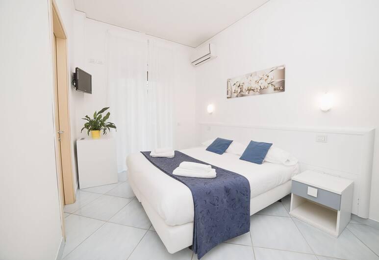 Hotel De Rosa, Maiori, Doppel- oder Zweibettzimmer, Balkon, Zimmer