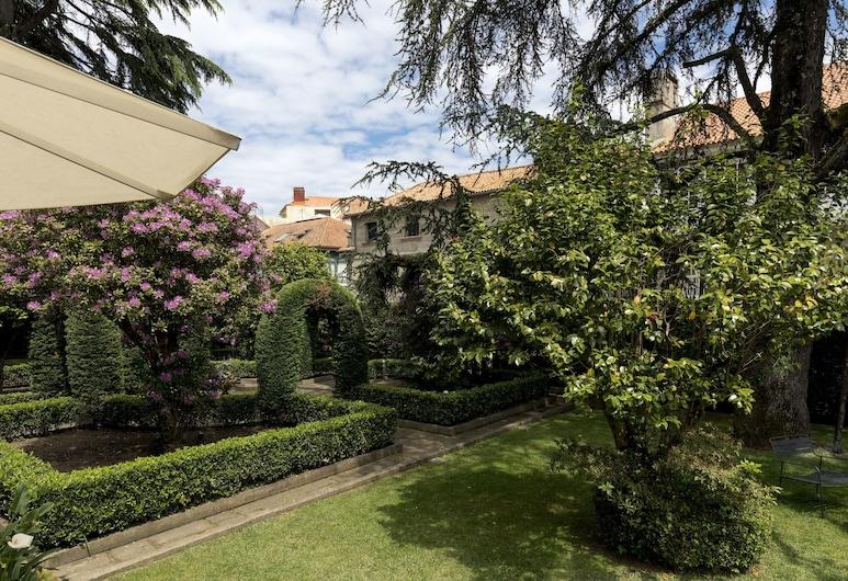 Parador de Pontevedra, Pontevedra, Jardín