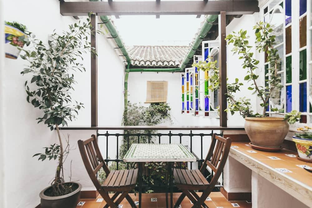 Traditional Double Room - Balcony