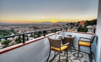 グラナダ、ホテル ミラドル アラベルジの写真