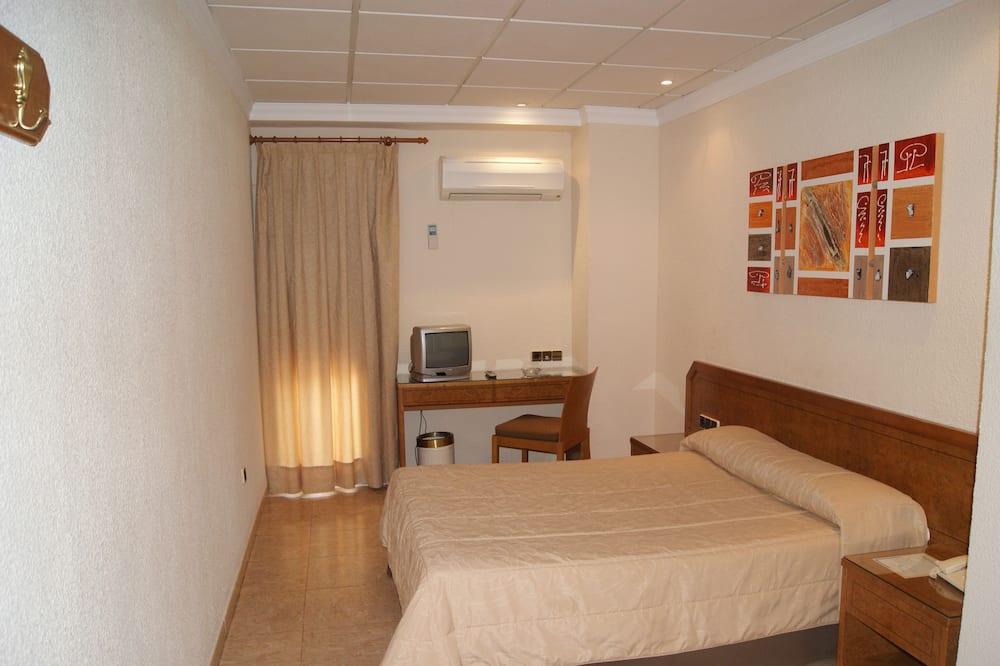 더블룸, 더블침대 1개 - 객실