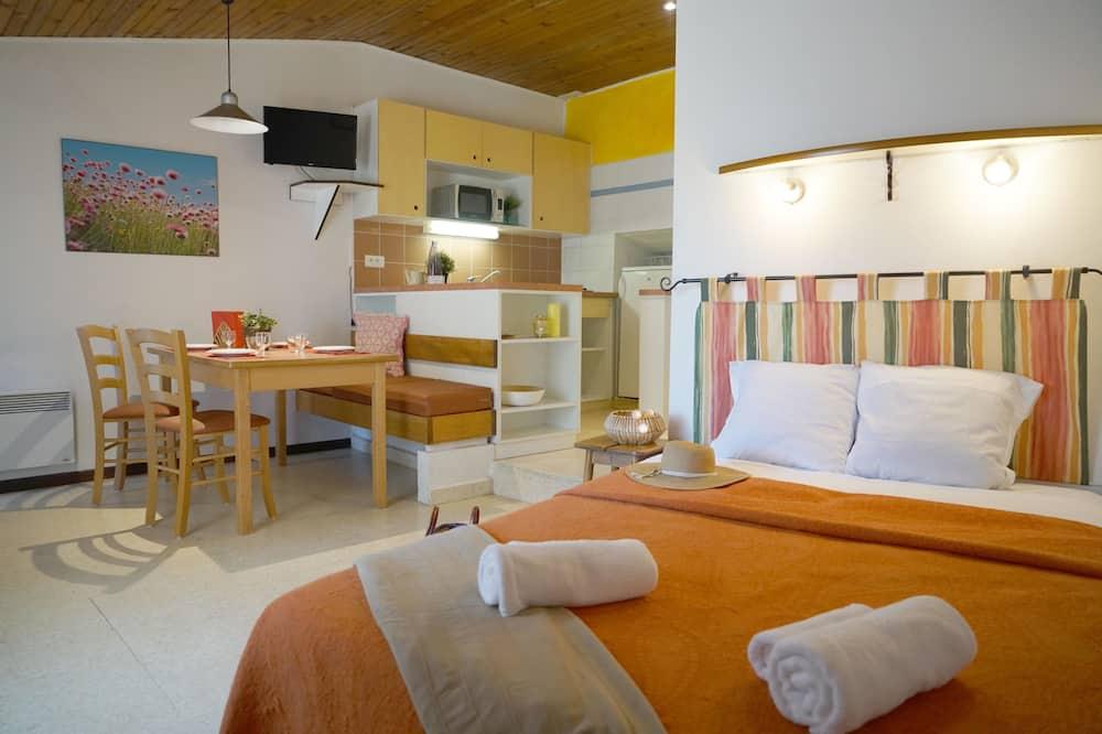 Cottage, 1 phòng ngủ (5 Pers) - Khu phòng khách