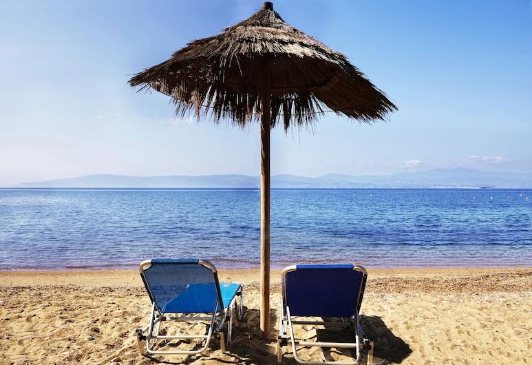 Miramare Hotel Eretria, Eretria, Plaża