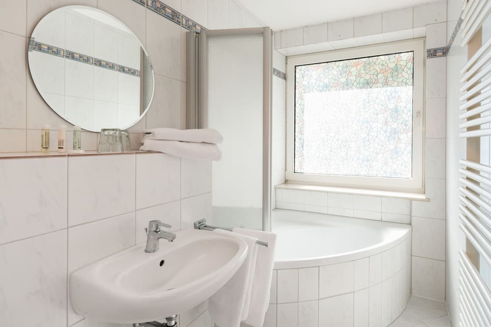 Deluxe Δωμάτιο, 1 Υπνοδωμάτιο, Μπαλκόνι - Μπάνιο