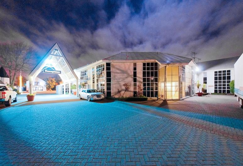 Pavilions Hotel, Christchurch, Áreas del establecimiento