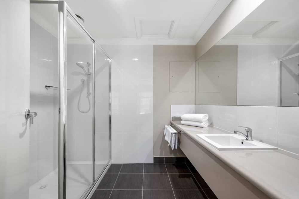 Номер-люкс із покращеним обслуговуванням - Ванна кімната