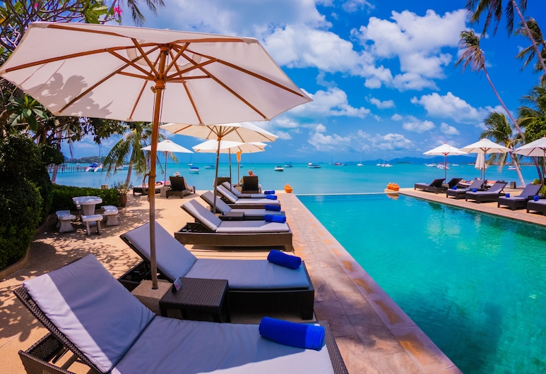 Saboey Resort and Villas, Koh Samui, Infinity Pool