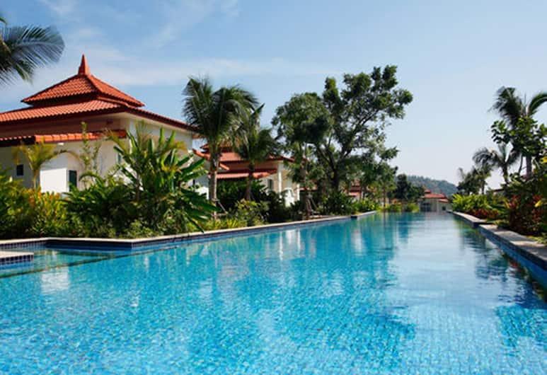 華欣菩提樹高爾夫度假村, Hua Hin, 室外泳池
