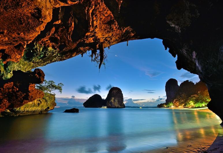 Sunrise Tropical Resort, Krabi, Utvendig