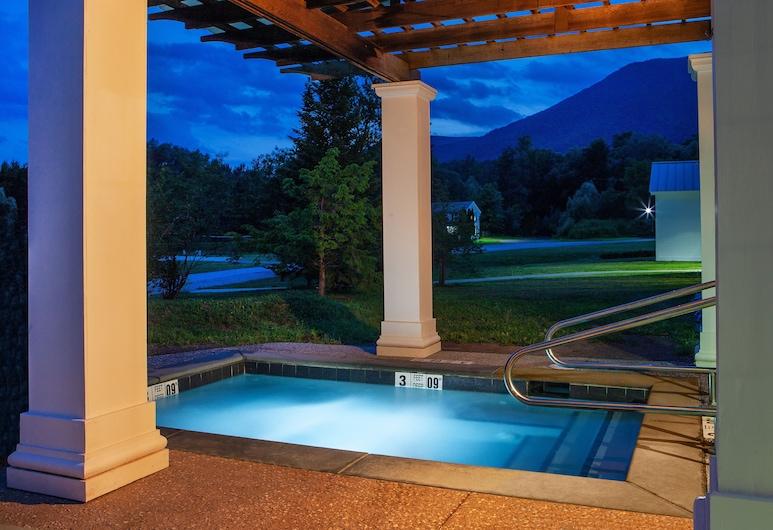 愛坤諾克斯高爾夫度假村及 SPA, 曼徹斯特, 室外泳池