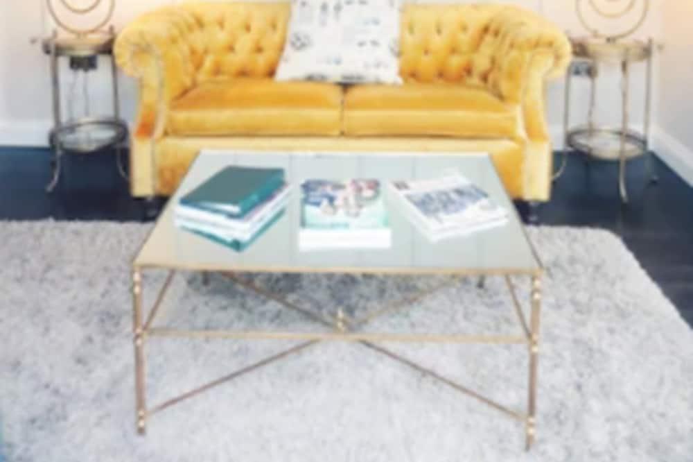 Ático - Sala de estar