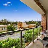 Apartment, 3Schlafzimmer - Blick vom Balkon