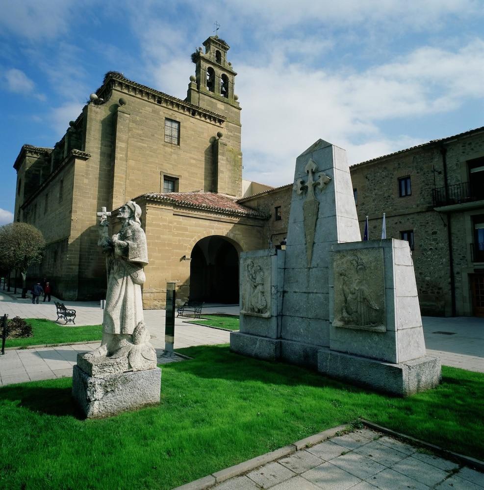 Parador de Santo Domingo Bernardo de Fresneda, Santo Domingo de la Calzada