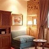 Standard szoba két külön ággyal (3 adults) - Nappali rész