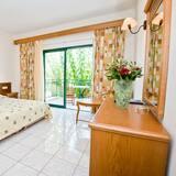 Δίκλινο Δωμάτιο (Double) (Land View) - Δωμάτιο επισκεπτών