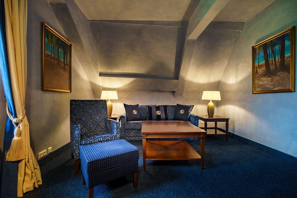 Schloss Suite - Living Room