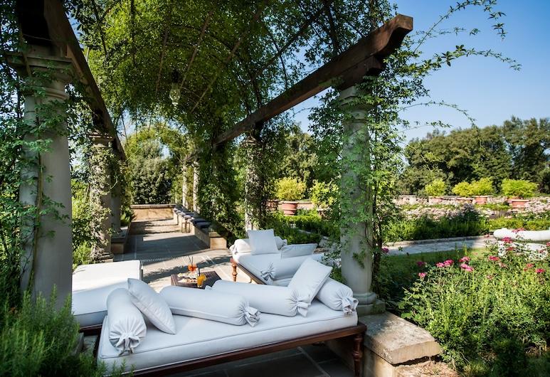 Il Salviatino, Florence, Garden