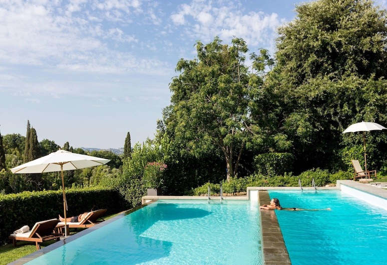 Il Salviatino, Florence, Pool