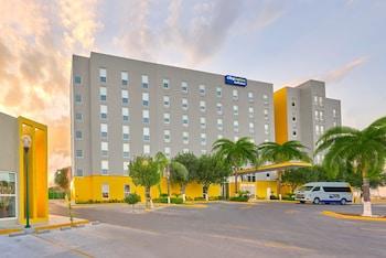 阿波達卡蒙特雷埃爾羅普埃托城市快捷飯店的相片