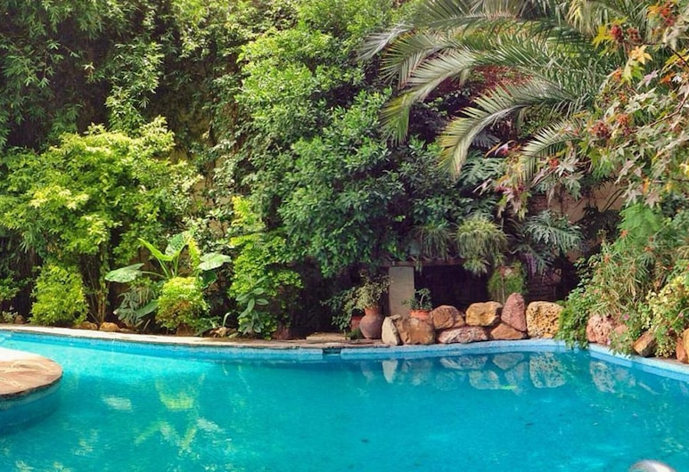 阿蘭胡埃斯科恰班巴酒店, 科恰班巴, 室外泳池