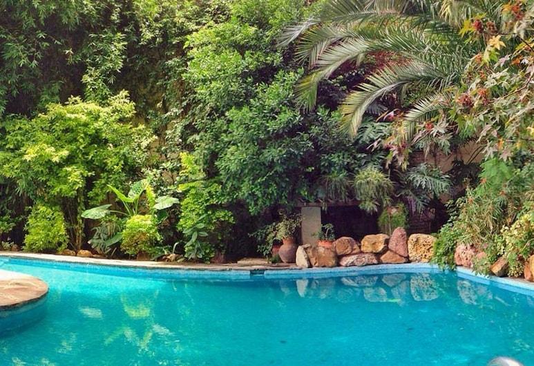 Hotel Aranjuez Cochabamba, Кочабамба, Відкритий басейн