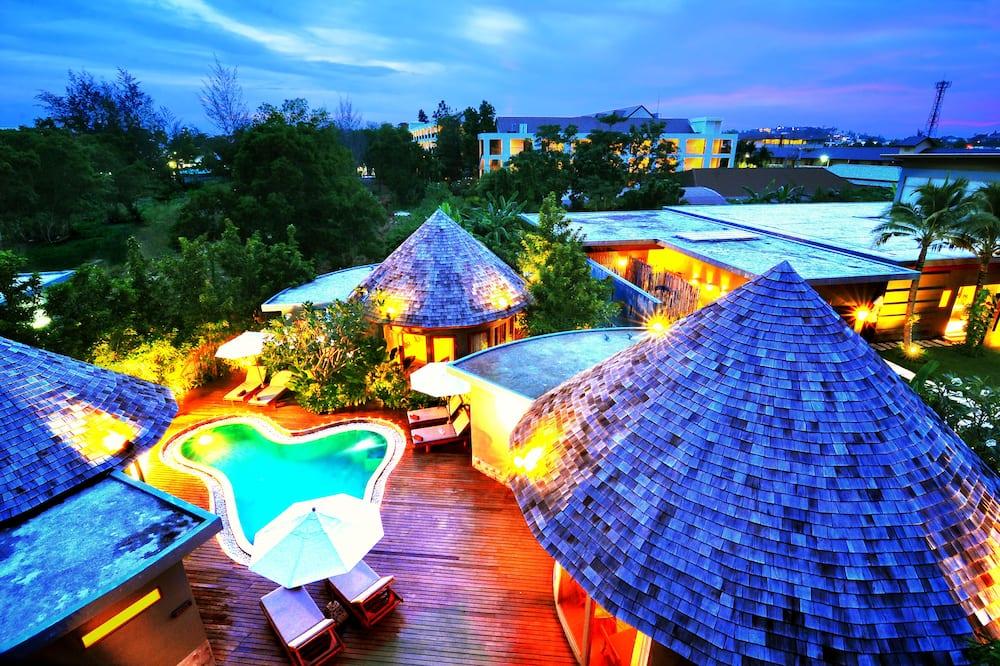 Pogled iz hotela