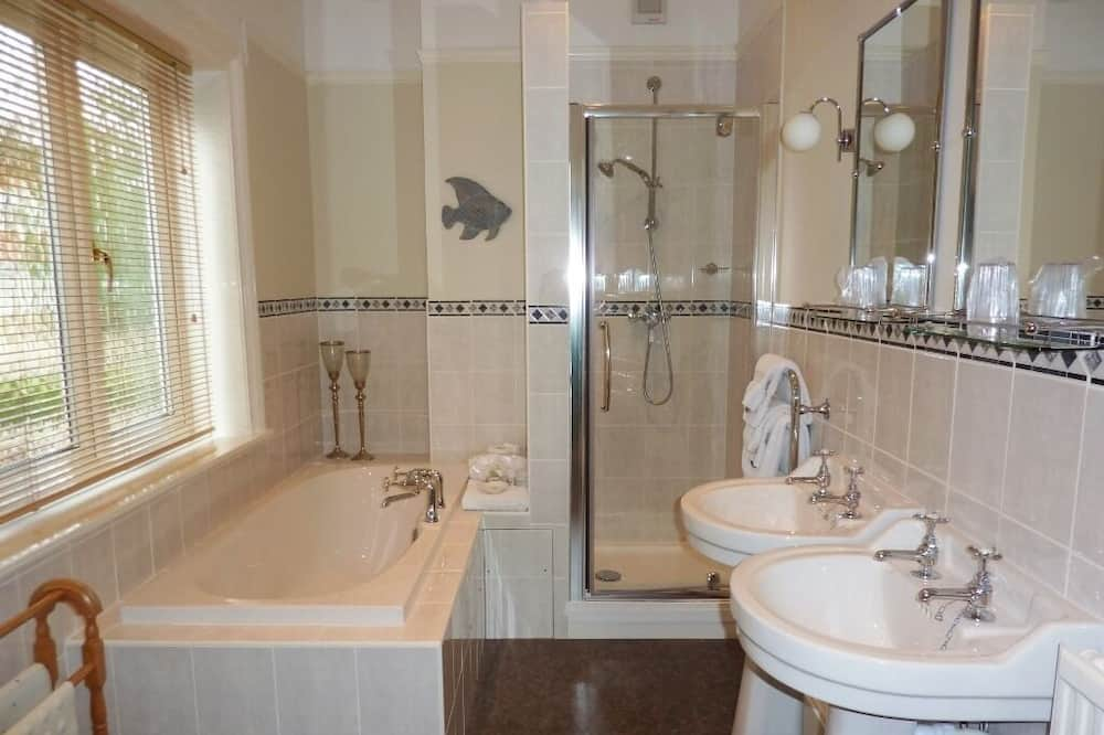 雙人房, 獨立浴室 (Super King Bed) - 浴室