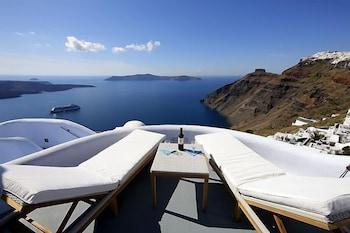Image de Ikastikies Suites à Santorin