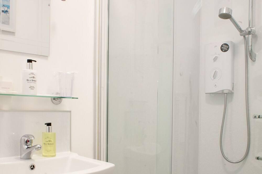ダブルルーム エンスイート - バスルーム