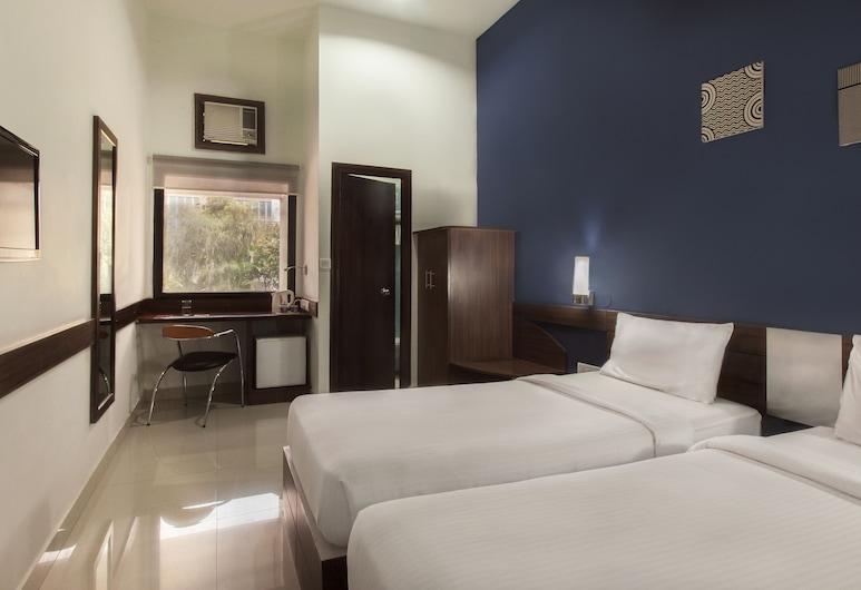 Ginger Trivandrum, Thiruvananthapuram, חדר אורחים