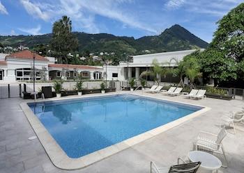 San Salvador bölgesindeki Plaza Hotel and Suites resmi