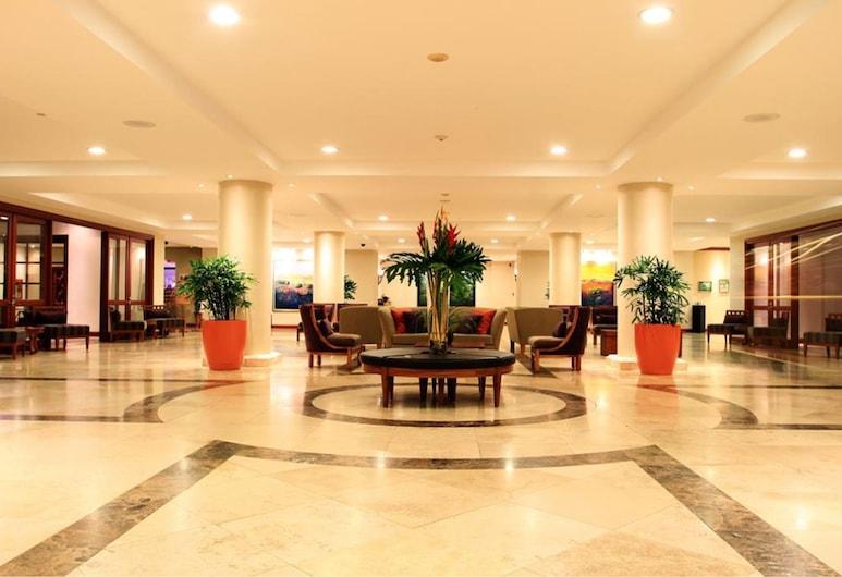 Plaza Hotel and Suites, San Salvador, Sala de Estar do Lobby