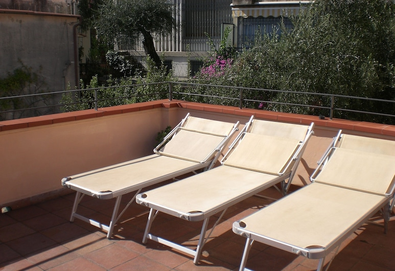 Hotel Nettuno, Diano Marina, Terrass