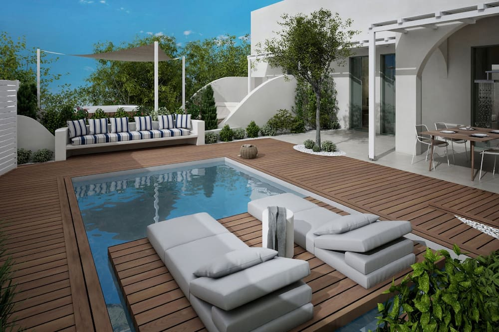Suite, Private Pool, Garden View - Private pool