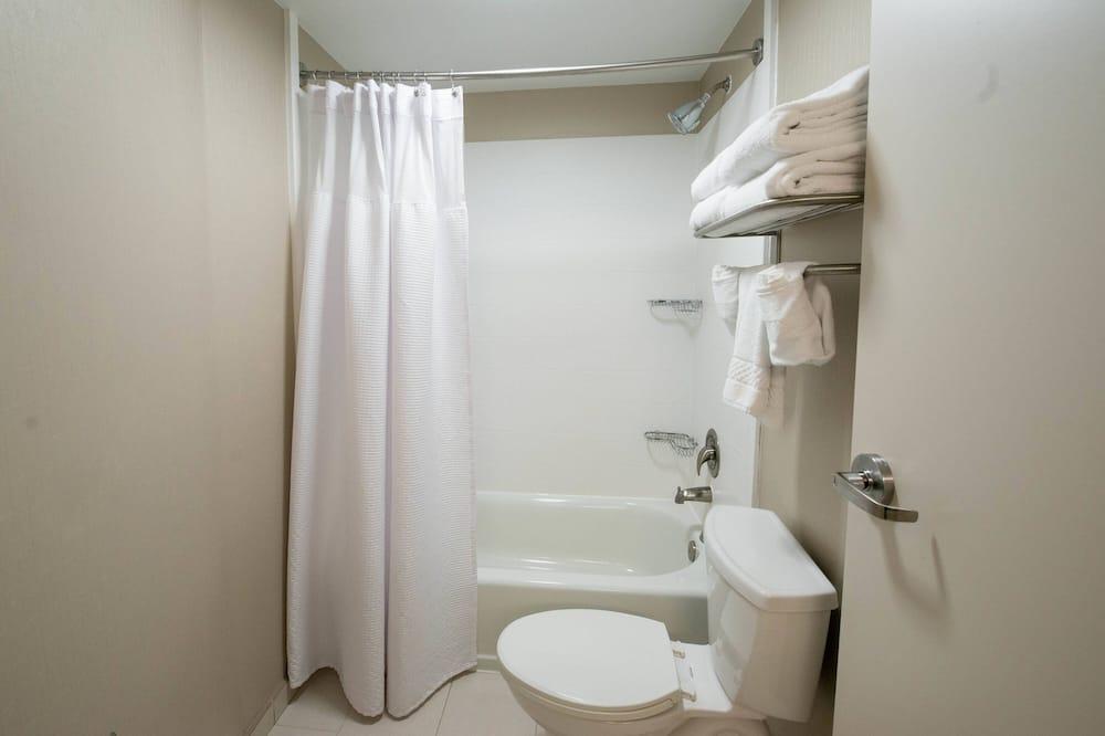 Студія, 2 ліжка «квін-сайз», для некурців - Ванна кімната