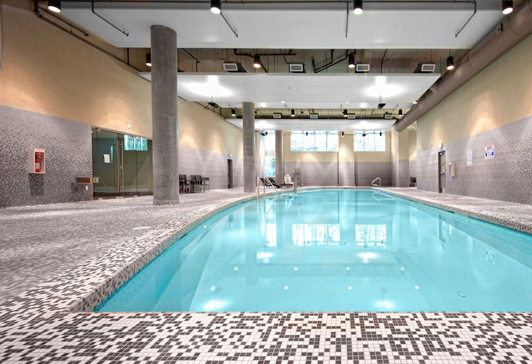 The Parkside Hotel & Spa, Victoria, Piscina cubierta