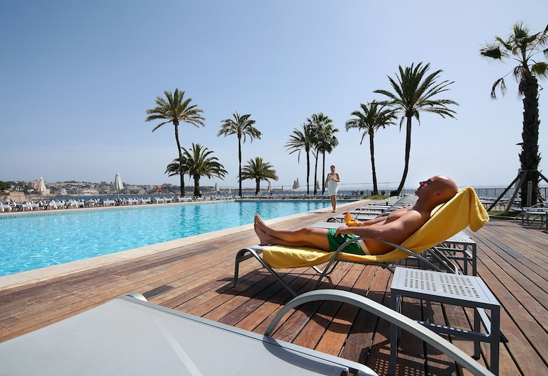 Hotel Bonanza Palace – Resort & SPA by Olivia Hotels, Calvià, Piscina