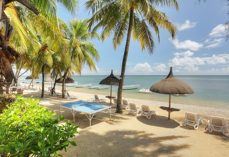 Cocotiers Hotel – Mauritius, Tombeau Bay, Playa