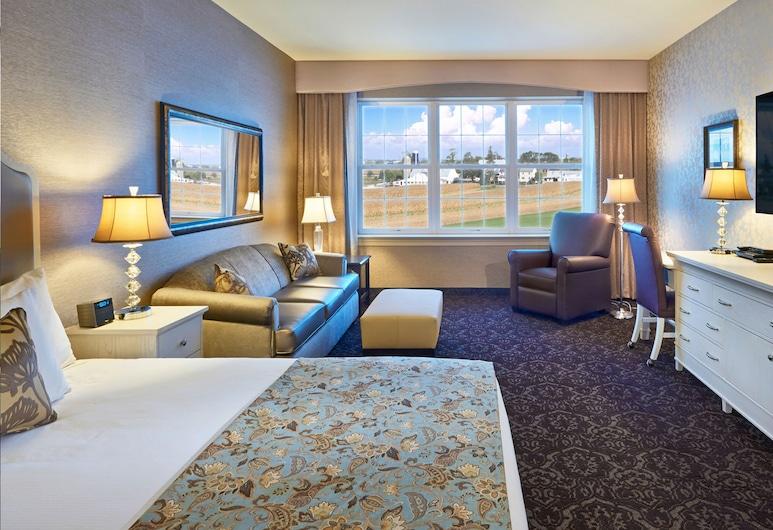 Amish View Inn and Suites, Ronks, Izba typu Grand, 1 extra veľké dvojlôžko, Hosťovská izba