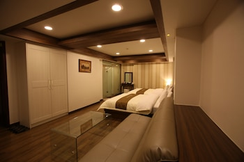 A(z) Hill house Hotel hotel fényképe itt: Szöul