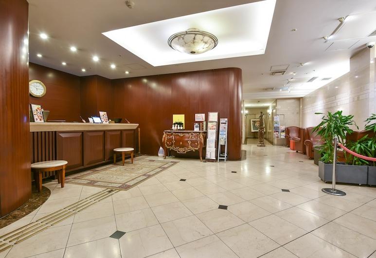 New Osaka Hotel Shinsaibashi, Osaka, Resepsjon