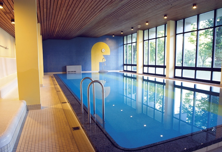 Hotel Bayern Vital, Bad Reichenhall, Piscine couverte