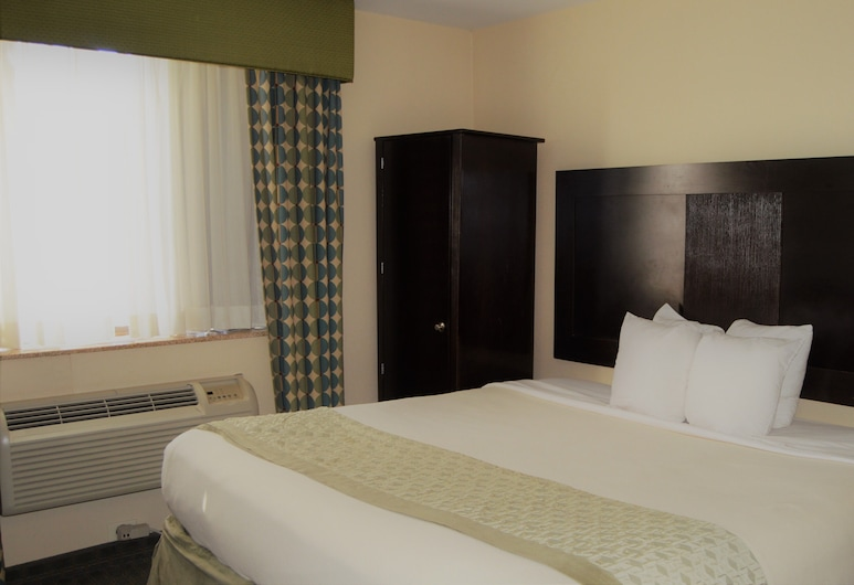 Royal Stay Hotel, Long Island City, Room, 1 King Bed, Non Smoking, Guest Room