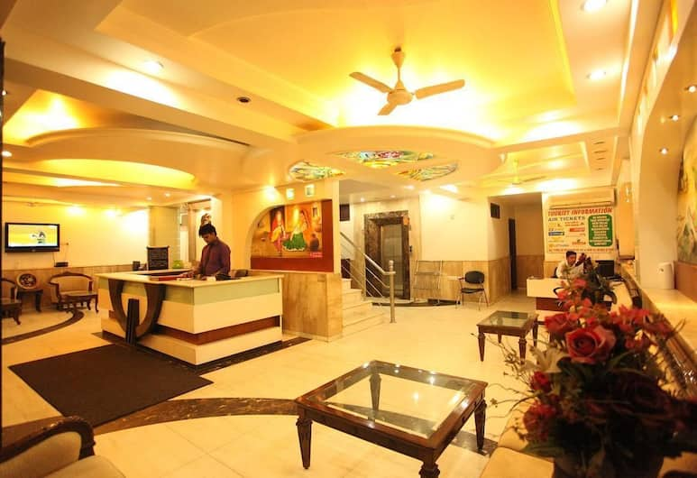 Hotel Chanchal Deluxe, New Delhi, Reception