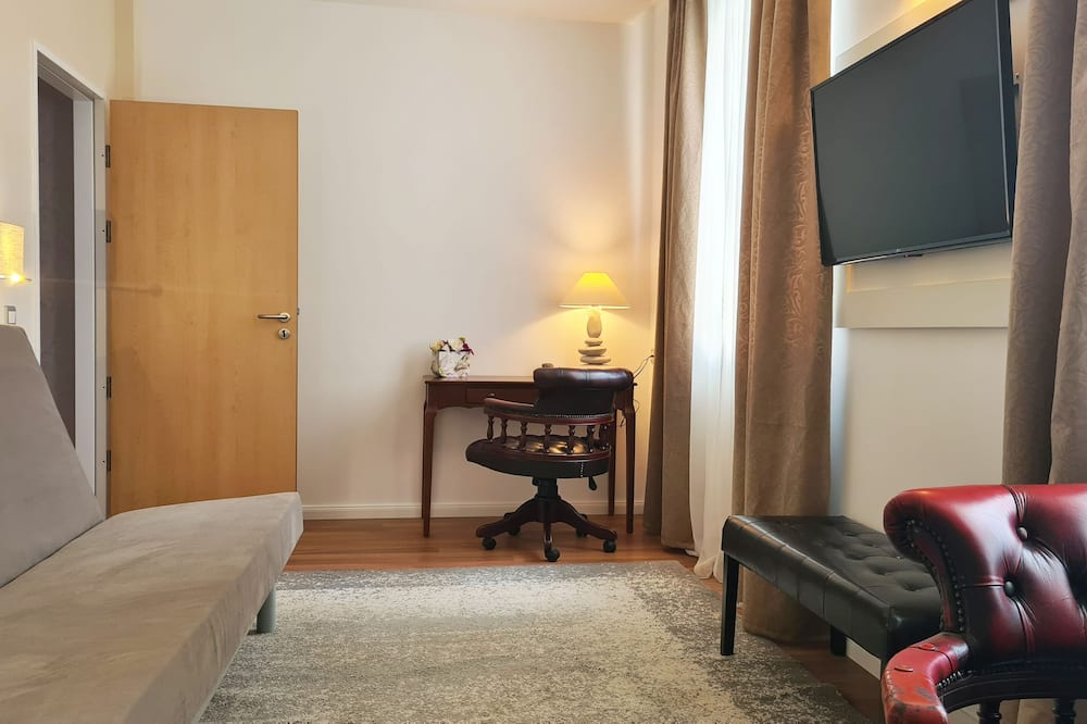 סוויטת סטנדרט - אזור מגורים