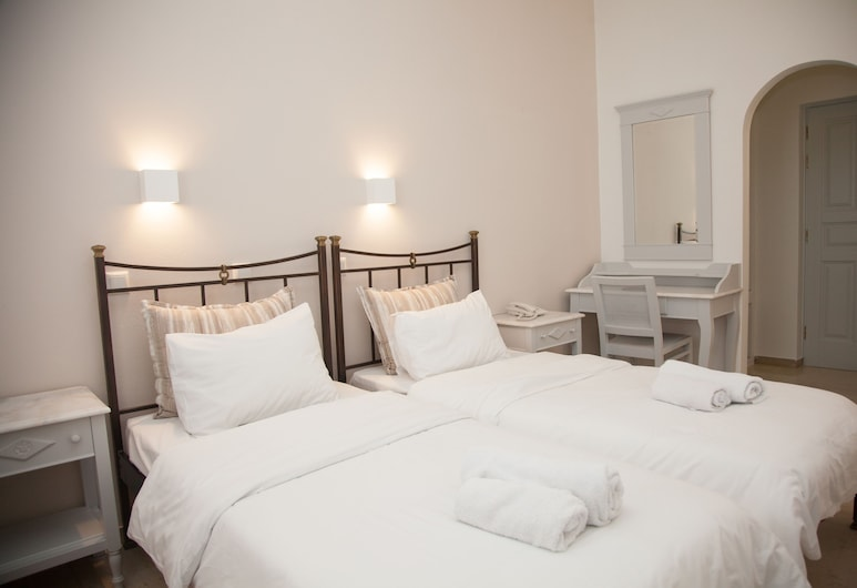 Pelican Hotel, Santorini, Standard Room, Guest Room