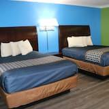 Standard two queen beds - 객실