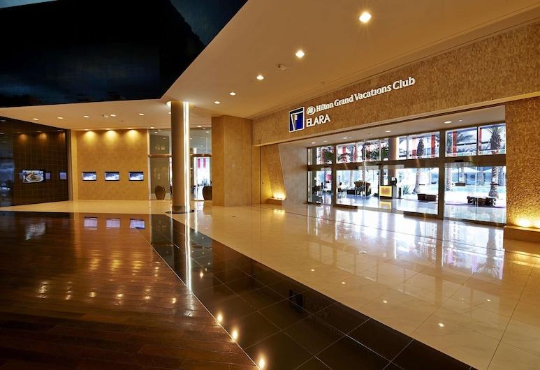 Elara by Hilton Grand Vacations - Center Strip, Las Vegas, Hotel Entrance