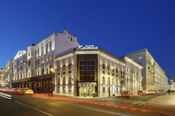 Selline näeb välja Assambleya Nikitskaya Hotel, Moskva