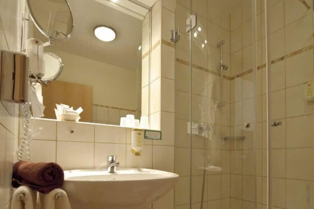 舒適雙人或雙床房, 陽台 - 浴室
